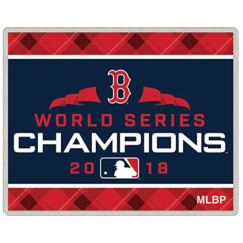 (Wincraft Boston Red Sox 2018 World Series Champions Collectible Pin)