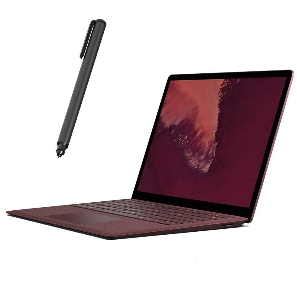Microsoft Surface Laptop 13.5 2256×1504 Touchscreen with Digital Pen, Core i5 Dual-Core up to 3.10 GHz, 8GB RAM, 256GB SSD, Webcam, Intel HD 620, Bluetooth, Win 10 – Burgundy Renewed