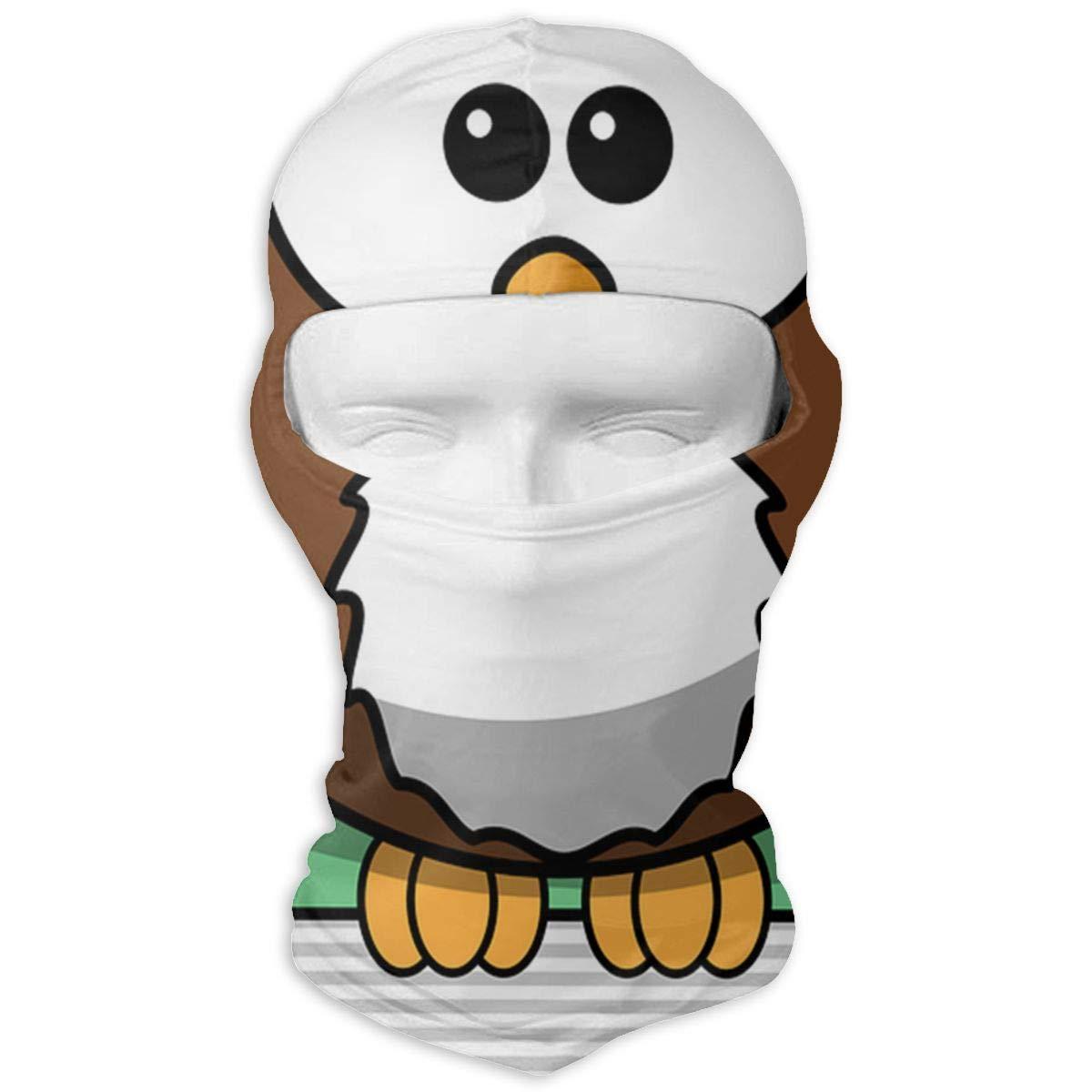 Balaclava Book Owl Wisdom Full Face Masks Ski