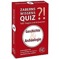 Zaberns Wissensquiz Geschichte & Archäologie (Spiel)