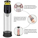 Men's Penis Vacuum Sports Automatic Vacuum Pump