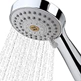 YOO.MEE High Pressure Handheld Shower Head with Powerful Shower Spray against Low Pressure Water Supply Pipeline, Multi-functions,...