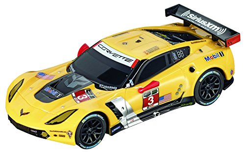 Carrera GO!!! GT Contest 1:43 Scale Electric Powered Slot Car Race Track Set - Corvette vs Ferrari by Carrera (Image #2)