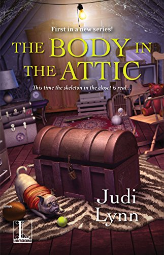 The Body in the Attic (A Jazzi Zanders Mystery Book 1) ()
