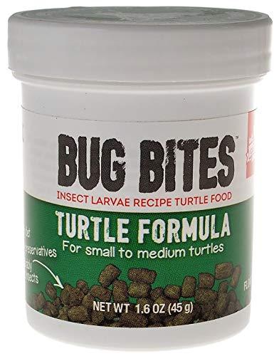 Hagen Fluval Bug Bites Turtle Formula Floating Pellets, 1.6 ()