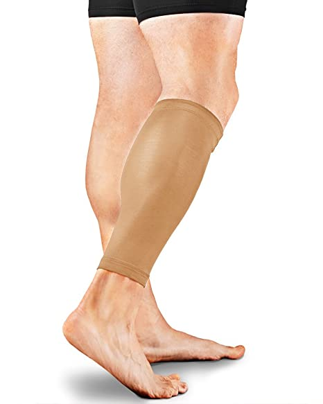 007a4c7724 Amazon.com: Tommie Copper Men's Recovery Vigor Calf Sleeve: Sports ...