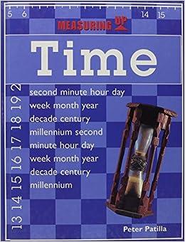 Time por Peter Patilla epub
