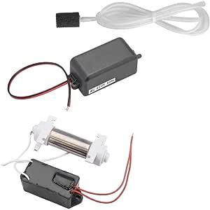 Pucidder Generador de ozono - 500mg Ozonizador Tubo generador de ...