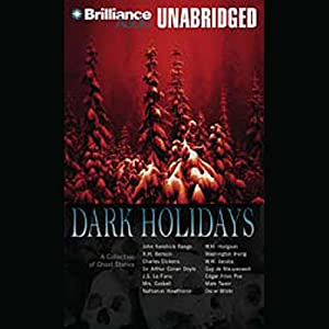 Dark Holidays Audiobook