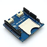 HiLetgo Stackable SD Card and TF Card Shield for Arduino UNO R3 Arduino Mega 2560