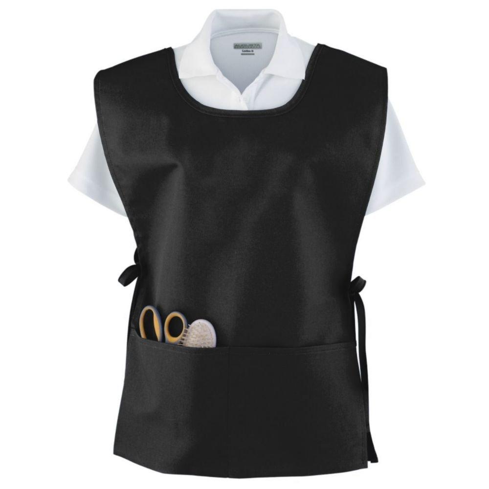 Augusta Activewear Smock, Black, One Size