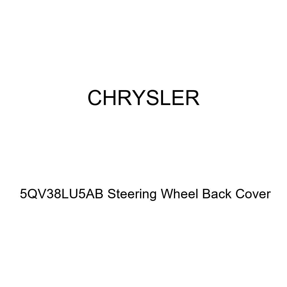 Chrysler Genuine 5QV38LU5AB Steering Wheel Back Cover