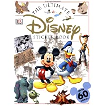Disney: Ultimate Sticker Book (Ultimate Sticker Books)