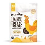 Full Moon Organic Human Grade Training Treats For Dogs For Sale