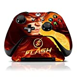 Controller Gear The Flash Electric Yellow - Xbox One Skin Set for Controller and Controller Stand