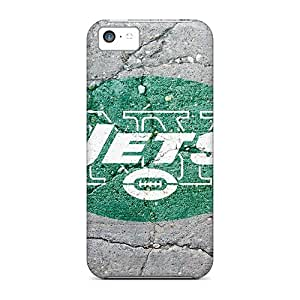 High-quality Durable Protection Case For Iphone 5c(new York Jets)