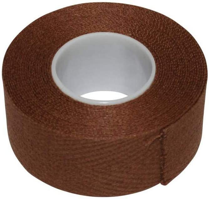 Cinta de Manillar Velox Trenzado de algodón marrón, 20 mm x 2,60 m (se Vende por Unidad): Amazon.es: Deportes y aire libre