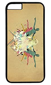 Fashion Art Masterpiece Limited Design PC Black Case for iphone 6 by Cases & Mousepads
