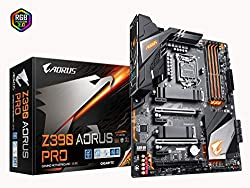 Image of the product Gigabyte Z390 AORUS PRO that is listed on the catalogue brand of Gigabyte.