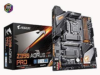 Gigabyte Z390 AORUS PRO (Intel LGA1151/Z390/ATX/2xM.2 Thermal Guard/Realtek ALC1220/RGB Fusion/Gaming Motherboard) (B07HRZRBRJ) | Amazon Products