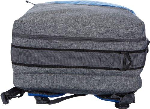 KangaROOS HEALY Travel Bag - Bolso de hombro de material sintético unisex azul - Blau (copen 442)