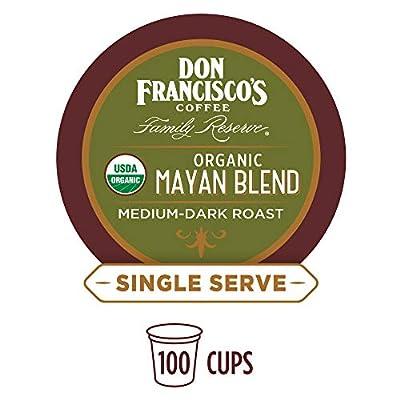 Don Francisco's Single Serve Coffee