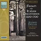French and Italian Discoveries, 1200-1700 (Coffret 6 CD)