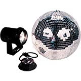 ADJ Products M-600L American Dj 16 Inch Mirror Ball Package