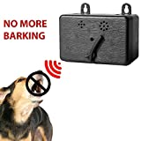 Petsonik Mini Bark Control Device | Outdoor Anti Barking Deterrent | Training Tool | Indoor Stop Barking Box | Safe for All Size Dogs | Bark Stopper And Eliminator up to 50 Feet Range Controller