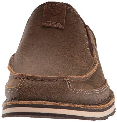 Ariat Western Cruiser For Shoes Corteccia marrone Men Casual rilassata Bomber AgxqAwr