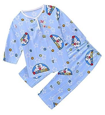 LLIOFUS Little Boys&Girl confortable cotton Pjs Buttom Pajama set 6M-6T