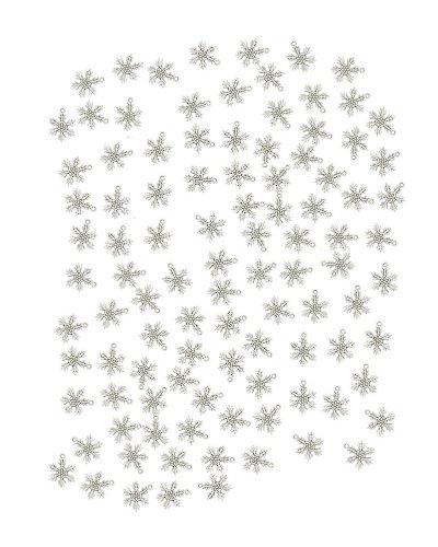 Snowflake Bead - 3