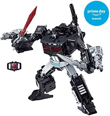 Transformers Generations Power of the Primes Evolution Nemesis Prime (Amazon Exclusive)