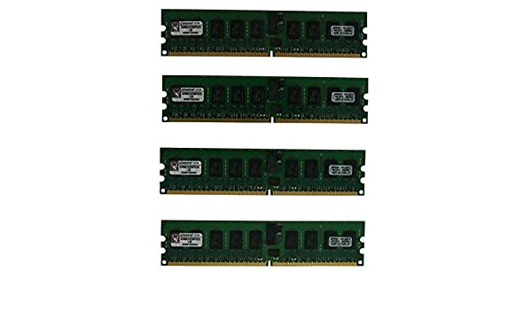 For Kingston 8GB 8G 4x 2GB PC2-5300 667 DDR2 240Pin Dual Channel Desktop Memory