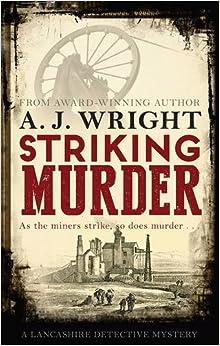 Book Striking Murder (The Lancashire Detective Series)