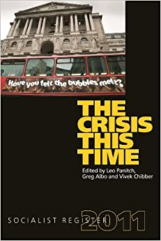 Book Socialist Register 2011: The Crisis This Time