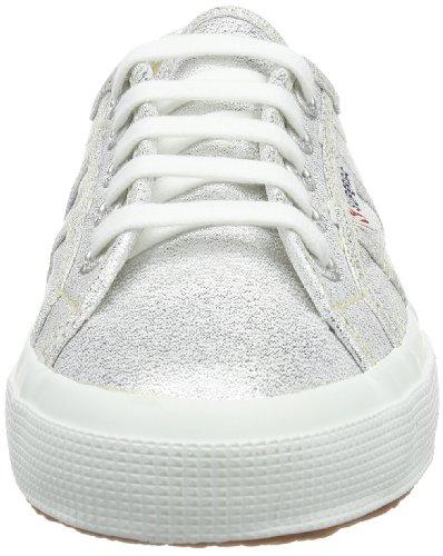 Superga 2750- LAMEJ S002J20, Mädchen Sneaker Silber (031)