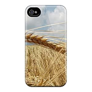 Premium [xRuoG37764dhUPB]grain Case For Iphone 4/4s- Eco-friendly Packaging