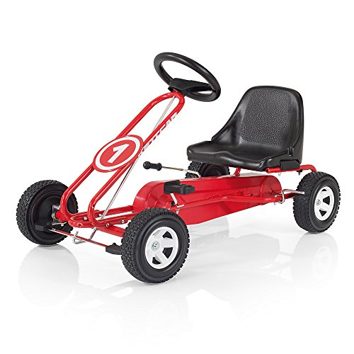 KETTLER 0T01015-0000 Kettcar Spa Toy, One Size, Red ()
