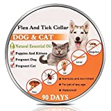 Kills and repels fleas and ticks for 90days in one easy-to-use, non-greasy, odorless collar.  Quickly kills fleas within 24 hours of initial application. Reinfesting fleas are killed within 2 hours. Prevents tick infestations within 48 hours ...