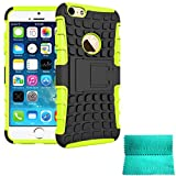 iPhone 6s Case,iPhone 6 Case,Moment Dextrad *NEW*[Ultra Hybrid] [Perfect Fit] [Stand Feature] Dual Layer Armor Defender Protective Cover ONLY for Apple iPhone 6/6S (Green)