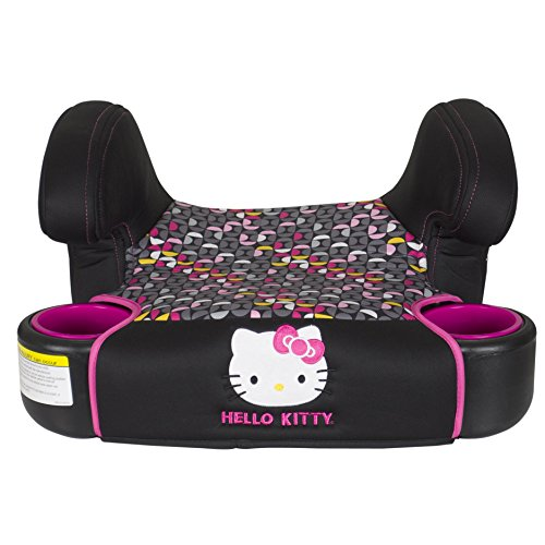 baby trend hello kitty low back hybrid booster car seat pinwheel toddler transport toddler seats. Black Bedroom Furniture Sets. Home Design Ideas