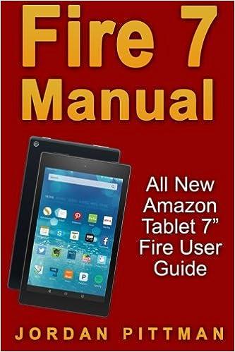kindle fire manuals