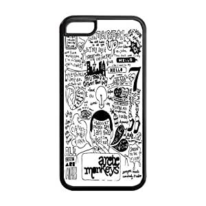 diy phone caseArctic Monkeys Solid Rubber Customized Cover Case for iphone 5/5s 5c-linda202diy phone case