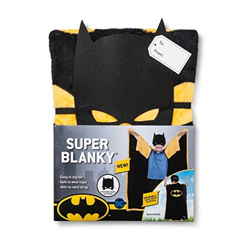 (DC Comics Batman Super Blanky Bed Blankets (46x60))