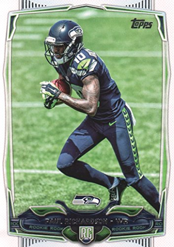 2014 Topps #401A Paul Richardson RC Rookie Card