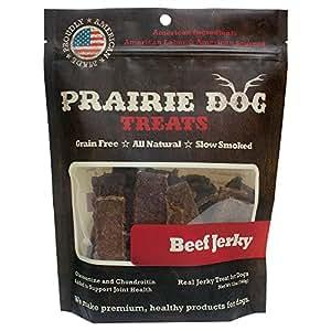 Prairie Dog Pet Products Smokehouse Filets, 12 oz., Western Beef