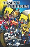 Transformers: Robots in Disguise Volume 3, John Barber, 1613776268