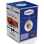 CAFFE-BARBARO-Napoli-Capsule-compatibile-con-la-nuova-macchina-aroma-vero-2021-miscela-Cremoso-Napoli-Miscela-Blu-100-Capsule