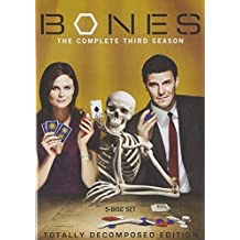 Bones: Season 3 by Twentieth Century Fox